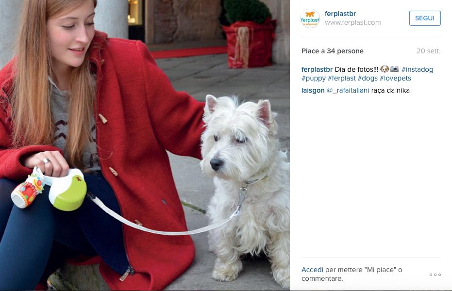 instagram-preferiti-agosto-amigo-guinzaglio-ferplast