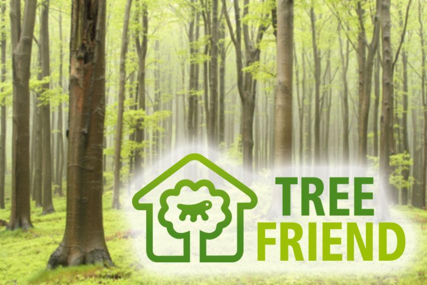 logotipo da Ferplast para a eco sustentabilidade