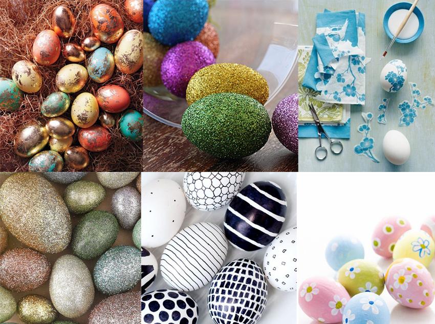 Tante idee per decorare le uova di pasqua love ferplast - Decorare le uova per pasqua ...
