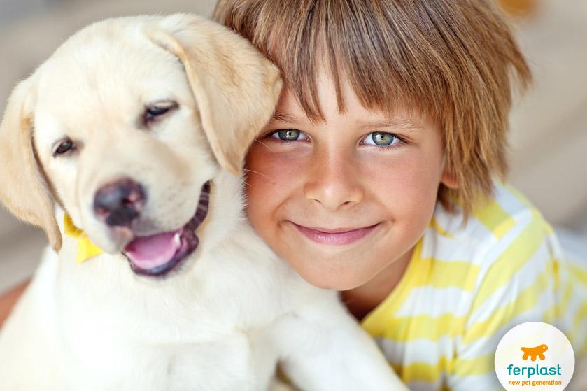 labrador-bambini-cuccioli