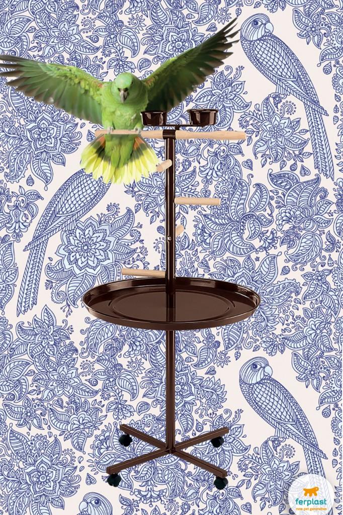 trespolo-ferplast-pappagallo