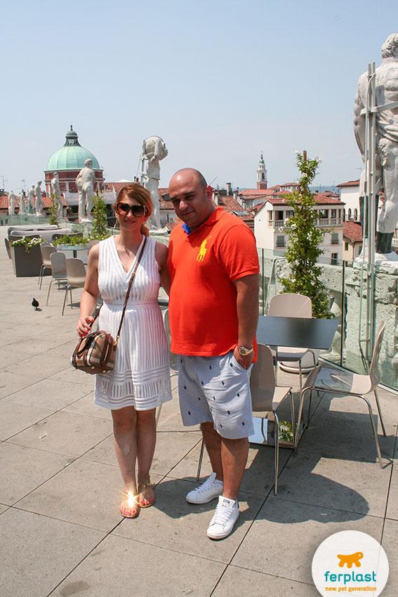 ferplast in vicenza terrace basilica