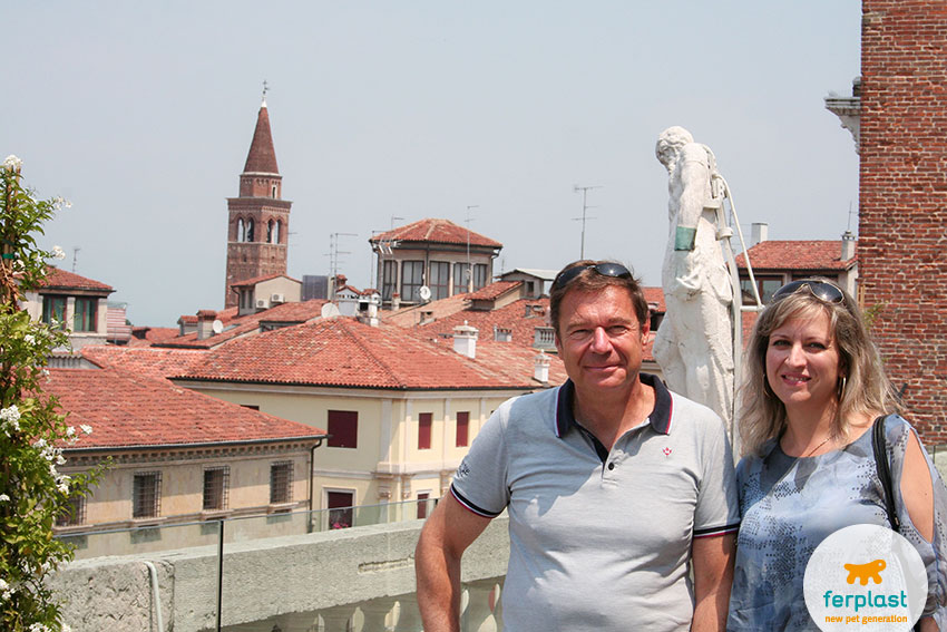 ferplast in vicenza palladian basilica