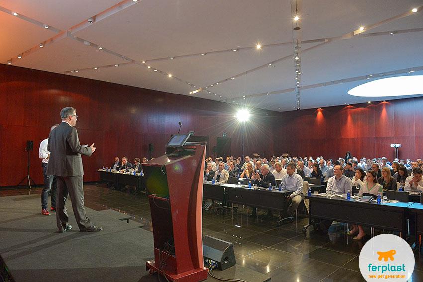 Conferência Internacional do Setor Pet 2016 em barcelona