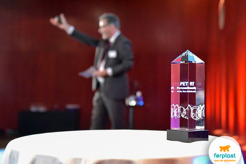 premiazione pet personality of the year barcellona 2016