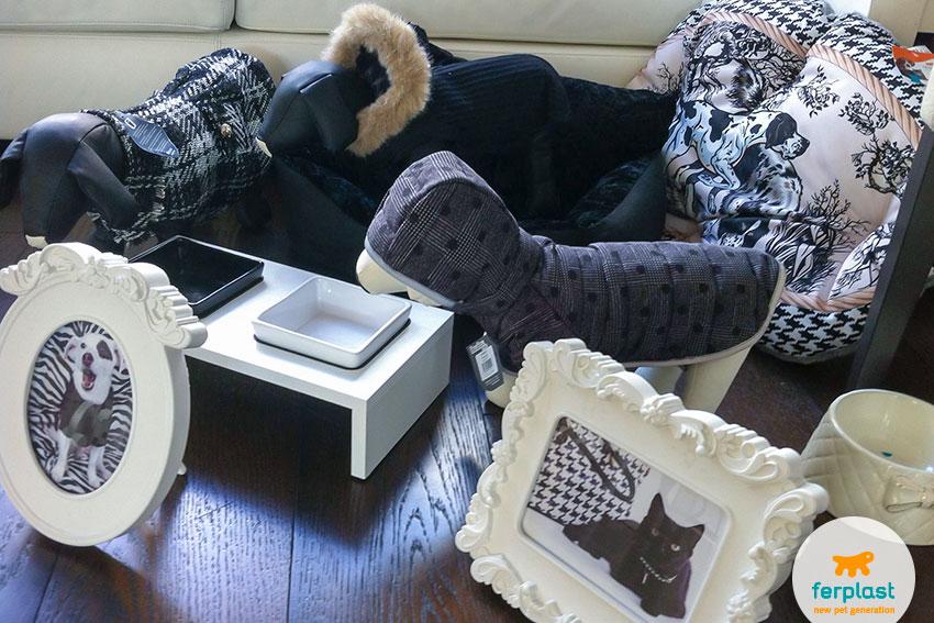 cappottini per cani per proteggere dal freddo