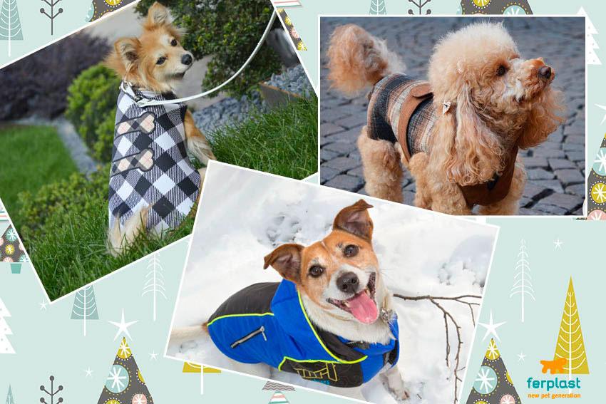 cappottini per cani scontati ferplast