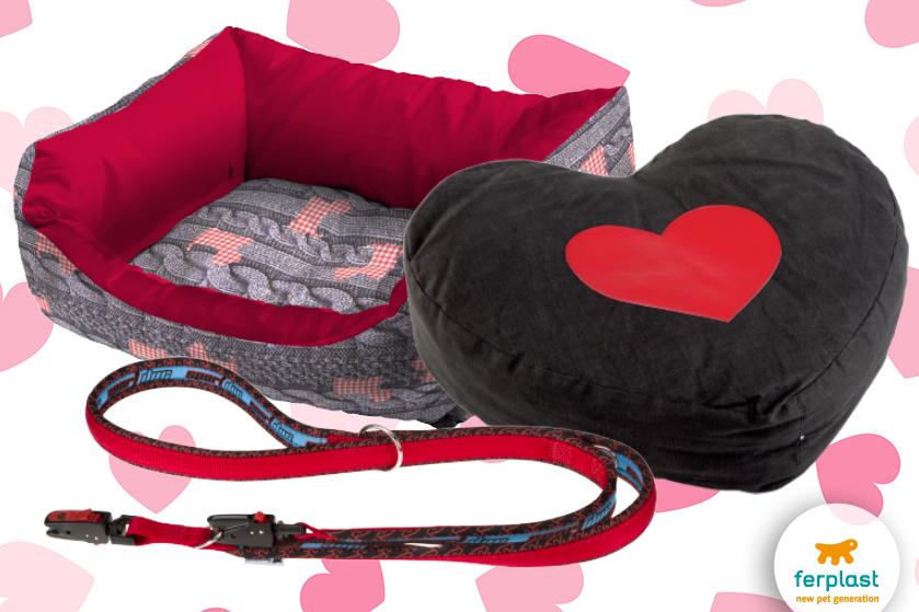 ferplast_san_valentino_cuccia_cuscino_guinzaglio_cuore