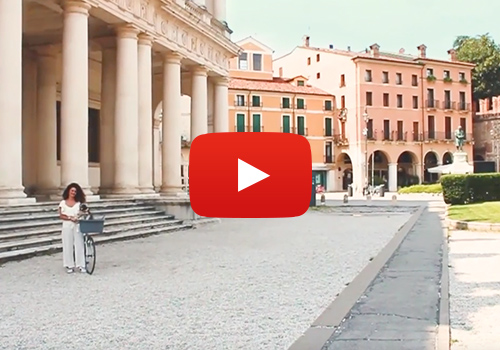 BIKING IN VICENZA