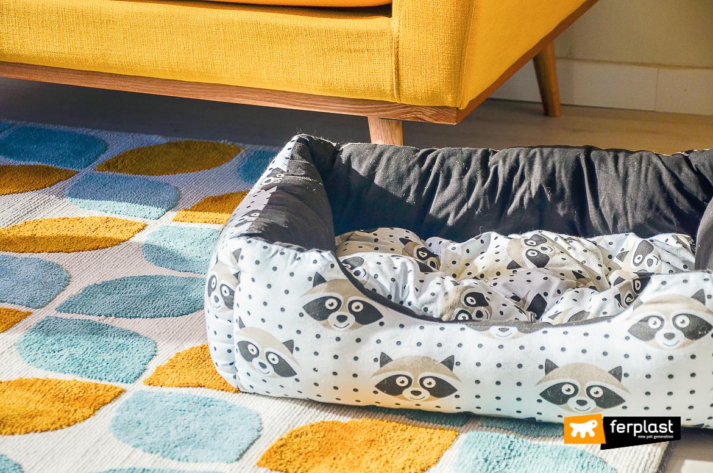 выбирать подушка для кошек ferplast