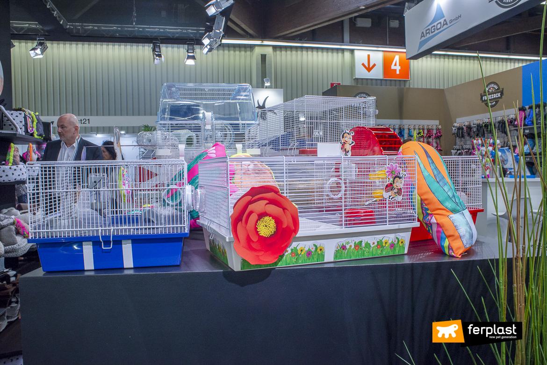 hamsters gaiola ferplast feira