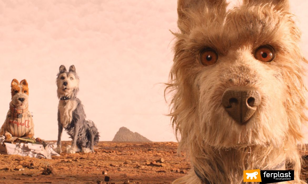 WES ANDERSON ISLE OF DOGS IS OUT!