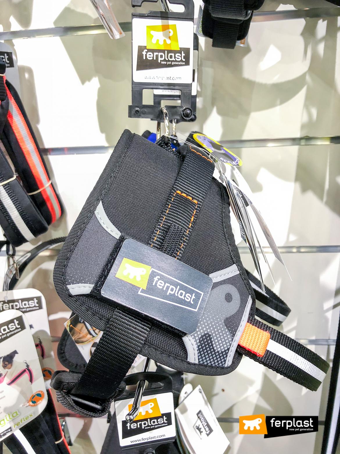 высокотехнологичная шлейка Hercules ferplast цена