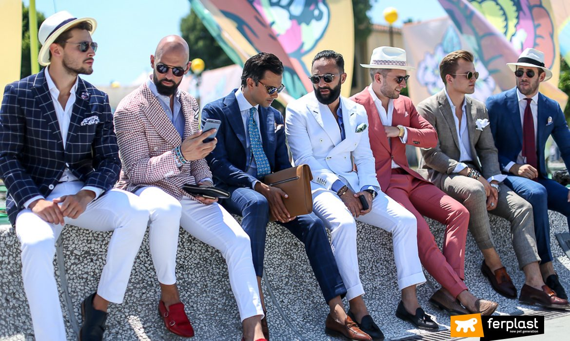 PITTI UOMO: FERPLAST E PET PEOPLE