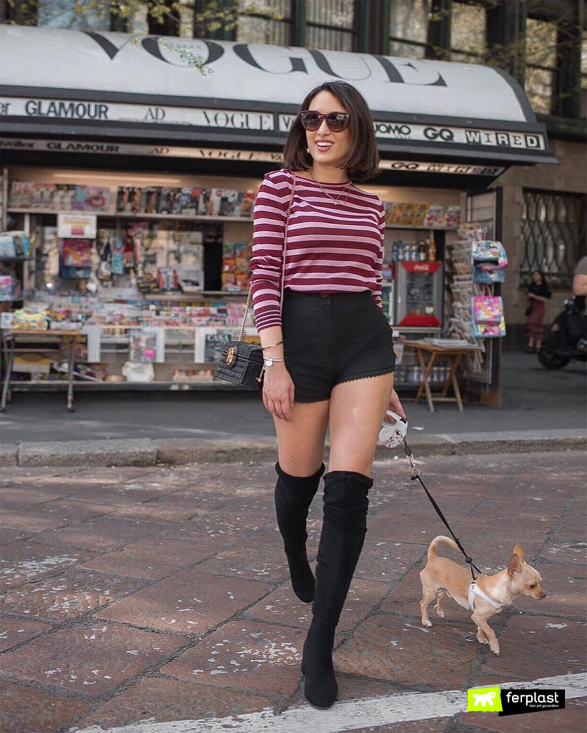 Maria Giovanna Abagnale Арес собака