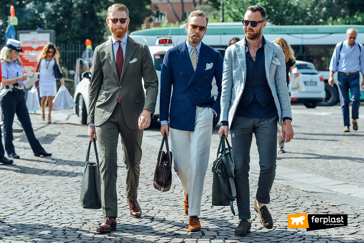 pitti uomo pet people