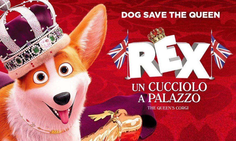 REX – UN CUCCIOLO A PALAZZO, FILM IN USCITA CON CORGI
