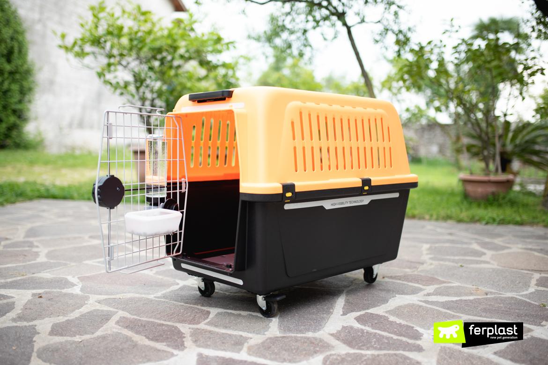 Переноска Ferplast для домашних животных