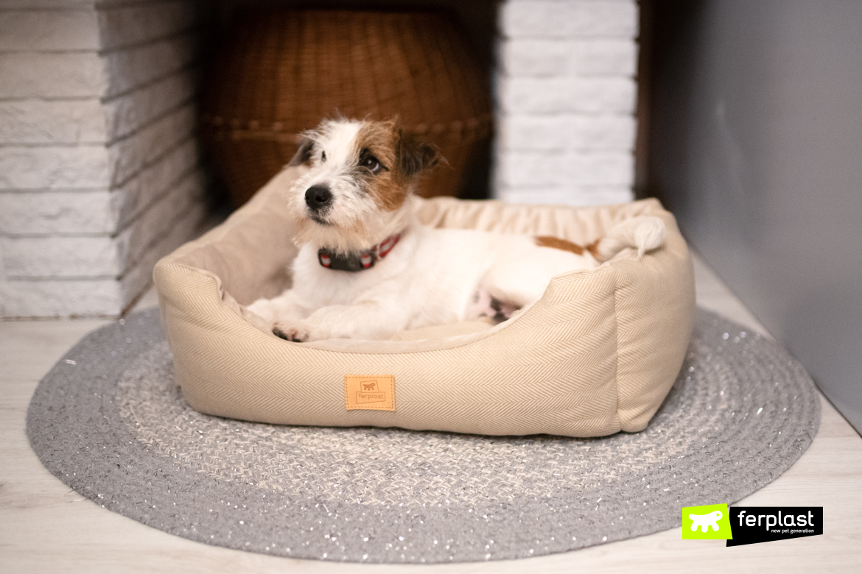 теплая подушка для собаки по лучшей цене