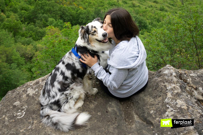 Нравится ли собакам целоваться