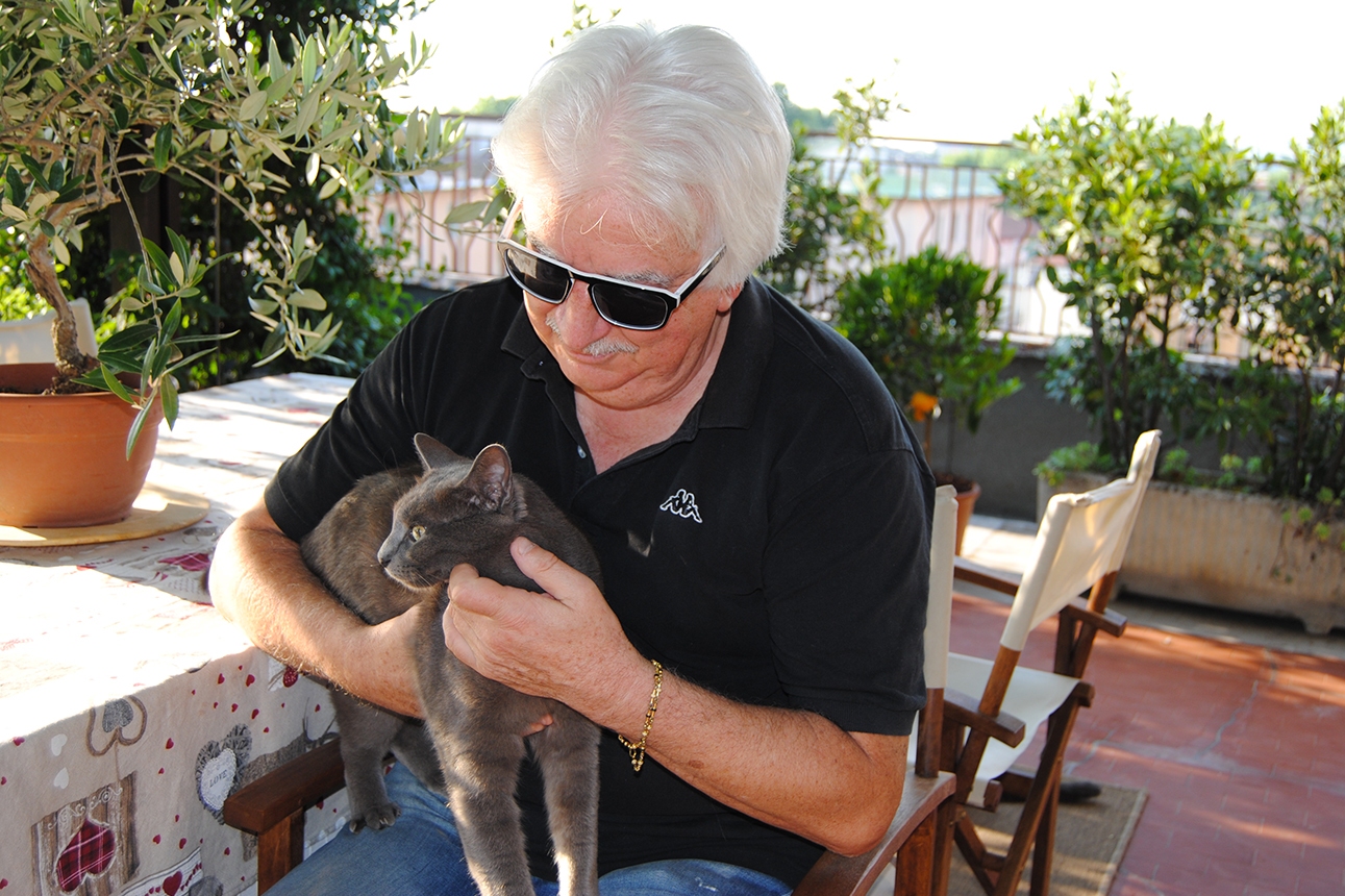 penny-e-luna-gattine-gatte-cat-little-cats