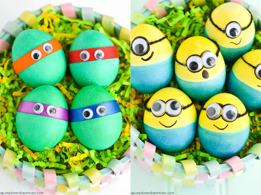 uova-decorate-personaggi-minions