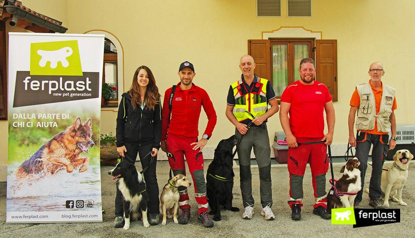 iniziative-benefiche-ferplast-sponsor-cani-salvataggio