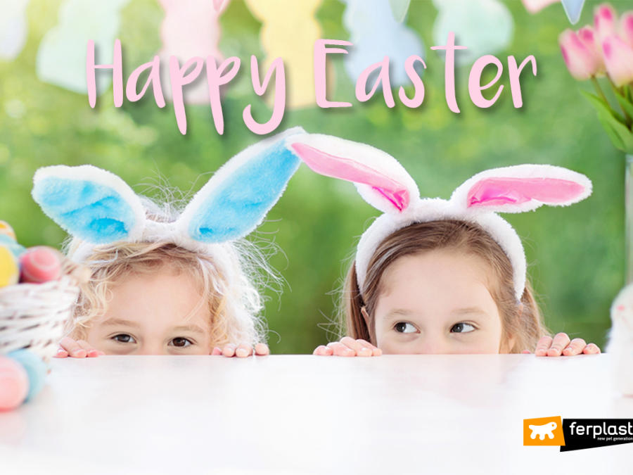 Ferplast wishes you a happy easter love ferplast for What day does easter fall on this year